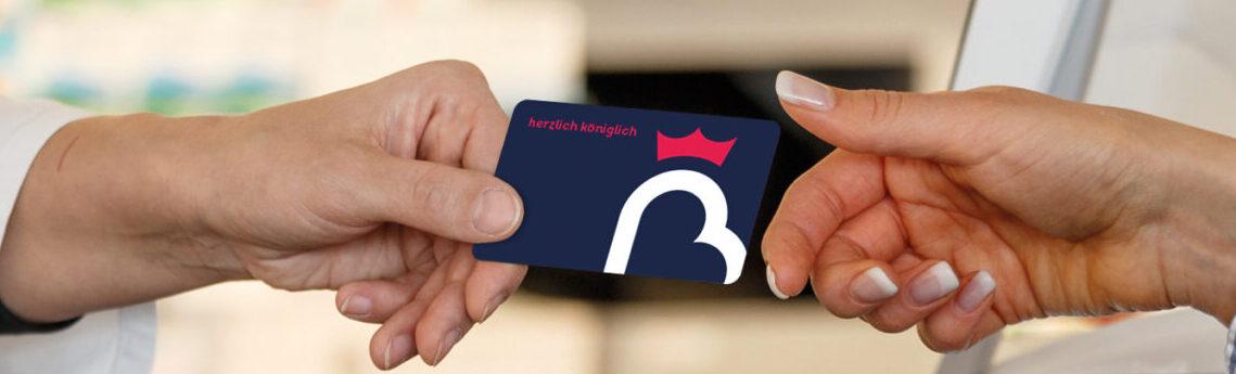 Kundenkarte Böttcher Card