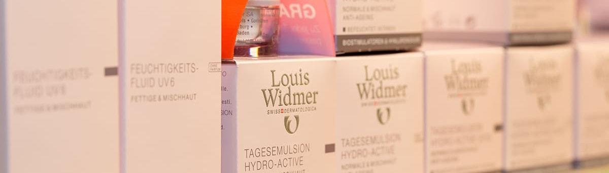 Header Louis Widmer Kosmetik