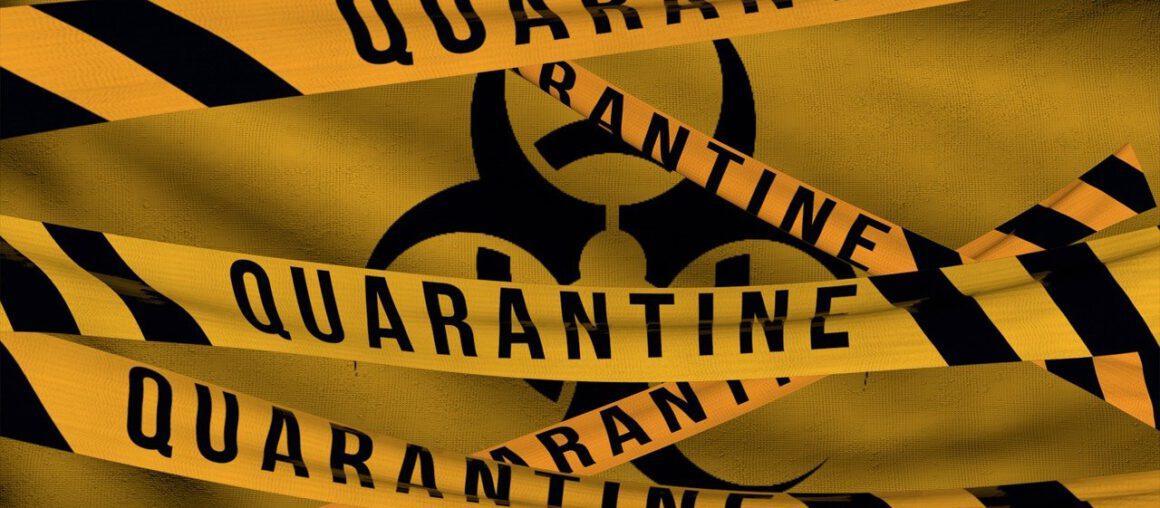 Quarantäne - wir beliefern durch unseren Botendienst